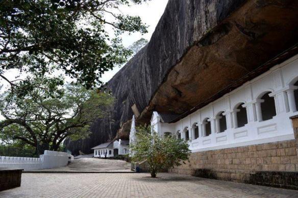 Dambulla Caves, em5