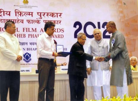 02 ...With Union Minister of Information & Broadcasting Manish Tewari, President of India Pranab Mukherjee, Union Minister of Communications & IT Kapil Sibal